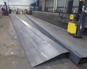 Steel plates 3 February 2016