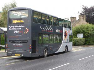 Barnoldswick bus