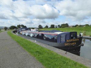 Barrowford mooring