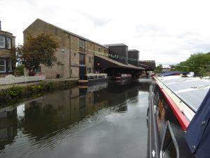 Blackburn restored wharf