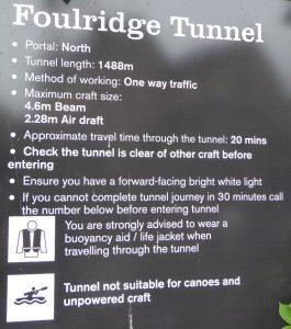 Foulridge Sign 11Aug16